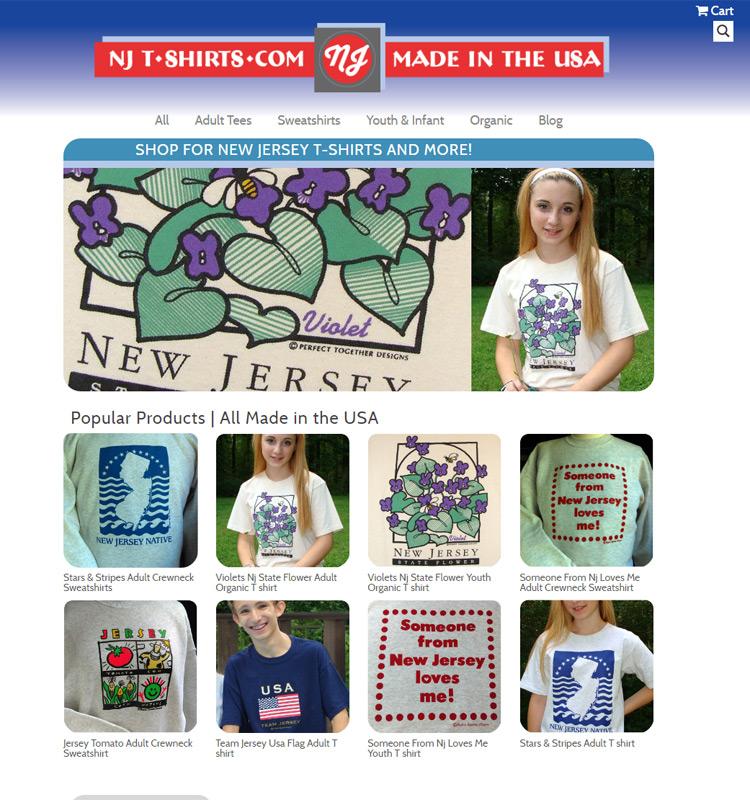NJ T-Shirts LLC