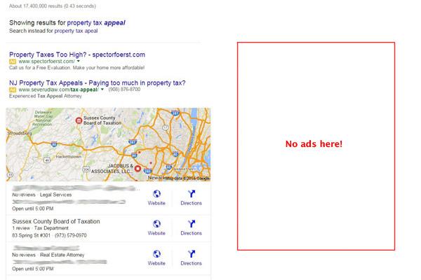 new google ad layout delta strategic marketing